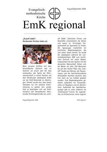 EmK regional