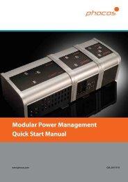 MPM Quick Starter manual852.48 KBPDF - Phocos.com