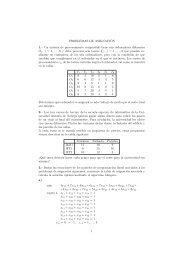 PROBLEMAS DE ASIGNACI´ON 1.– Un sistema de procesamiento ...