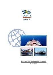 Info englisch 2007_07_19.qxp - Conti-Shipping