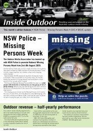 OMA Newsletter July 2009.pdf - Outdoor Media Association