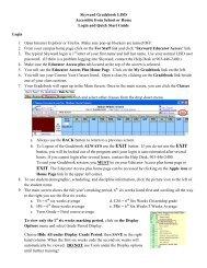 Skyward Gradebook LISD Accessible from School or Home Login ...