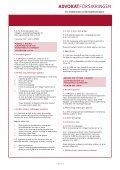 Forsikringsvilkår Campingvogn - Advokatforeningen - Page 4