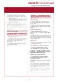 Forsikringsvilkår Campingvogn - Advokatforeningen - Page 5