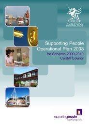 Cardiff SPOP 2008 - whnb.org.uk