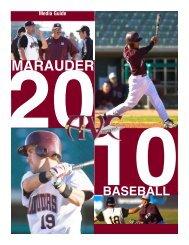 Baseball Media Guide - Antelope Valley College