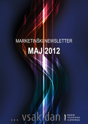 MAJ 2012 - RTV Slovenija