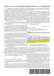 Pubblicata in Gazzetta Ufficiale n. 196 del 23 agosto 2012 la ... - Cipe