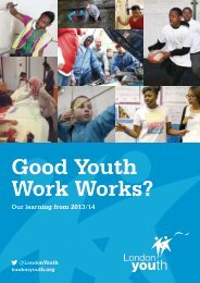 Good Youth Work Works 2013-14