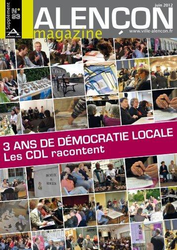 Téléchargez - Alençon