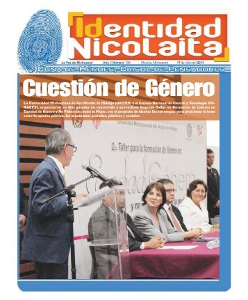 17 de Julio del 2013 - La Voz de Michoacán