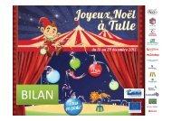Bilan des animations de Noel 2012 - Tulle