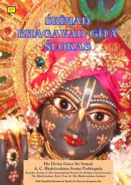 Srimad Bhagavad-Gita Slokas - For Daily Recitation - Simplified ...
