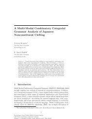 A Multi-Modal Combinatory Categorial Grammar Analysis of ...