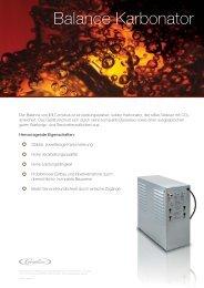 Balance Karbonator.pdf - IMI Cornelius