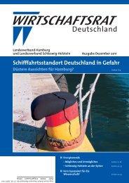 Schifffahrtsstandort Deutschland in Gefahr - Wirtschaftsrat der CDU ...