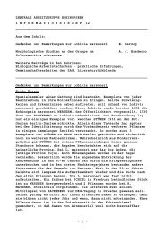zentrale arbeitsgruppe echinopseen informationsbrief 12