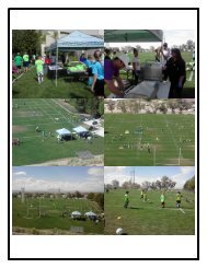 Pictures of the USU Youth Soccer Month Event - Utah Youth Soccer ...