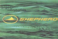 1961(I think) Colour Brochure (PDF file 2419 kb) - Shepherd Boats