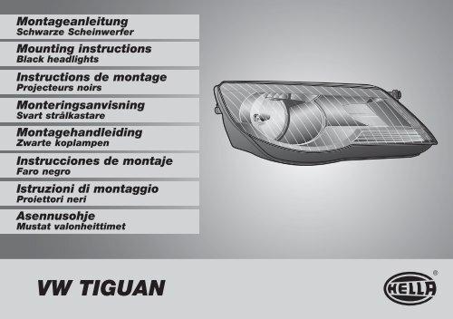 VW TIGUAN - Autoteilefrau.eu