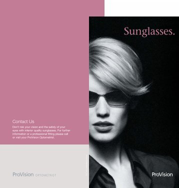 Pro Vision Eyecare Collins Place