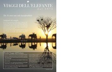 VIAGGI DELL'ELEFANTE - Orville Viaggi