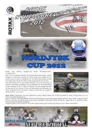 Nyhedsbrev 51 - 2012 - Nordjysk Cup 12 - Rotax Max Challenge