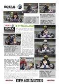 Nyhedsbrev 51 - 2012 - Nordjysk Cup 12 - Rotax Max Challenge - Page 2