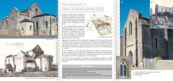 Renaissance, neuf siècles plus tard - Le Château d'Olonne