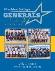 Download Media Guide - Sheridan College