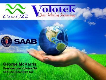 George McKarris, CleanFizz & Volotek (pdf) - Saab