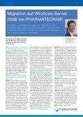Migration auf Windows Server 2008 - Computacenter - Page 7