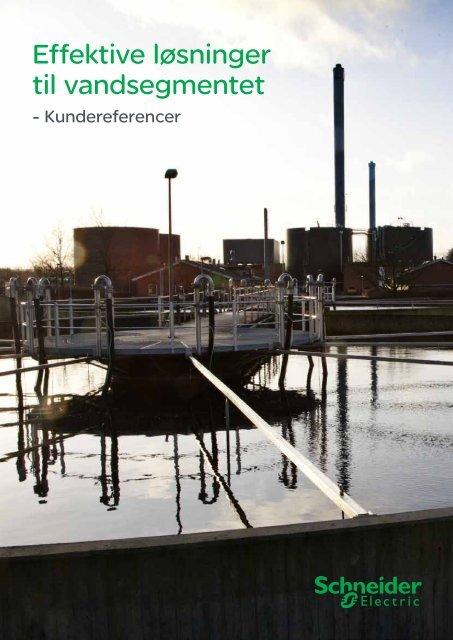 Effektive løsninger til vandsegmentet - Schneider Electric