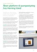 Effektive løsninger til vandsegmentet - Schneider Electric - Page 5