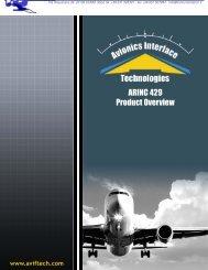 AIT ARINC429 Shortform Download.qxp - INSTRUMENTATION ...