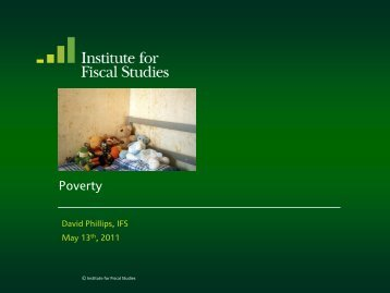 Download full version (PDF 298 KB) - The Institute For Fiscal Studies