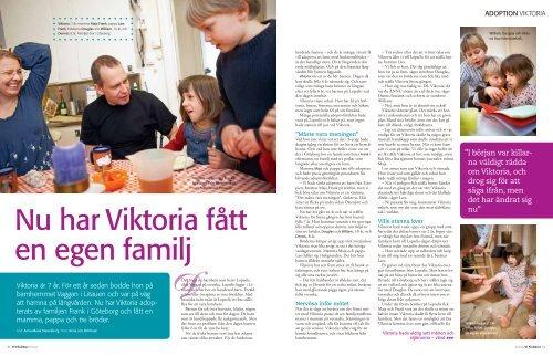 Nu har Viktoria fått en egen familj - CMS Office