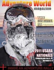 AWM 4.11.indd - Adventure World Magazine