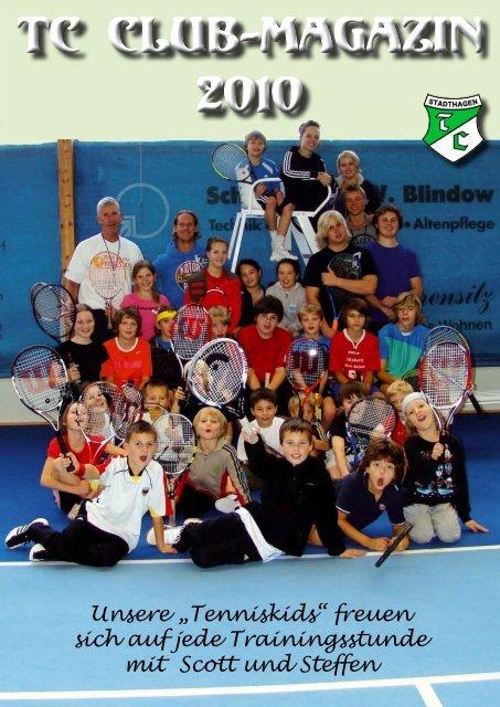 Clubnachrichten 2010 - Tennisclub Grün-Weiß Stadthagen e.V.