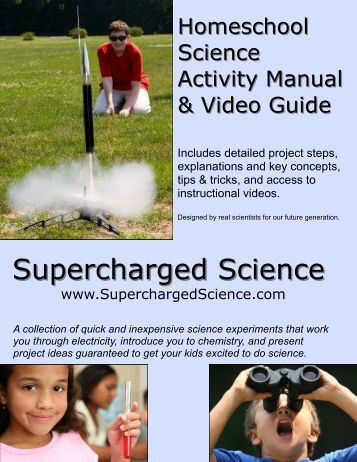 Experiment - Supercharged Science