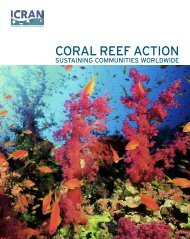 CORAL REEF ACTION - Global Problems