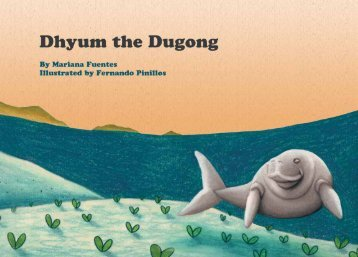 Dhyum the Dugong - ARC Centre of Excellence for Coral Reef Studies