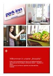 Weißweine - Park Inn Dortmund