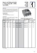 Lasttrennschalter Lastumschalter/ - Page 7
