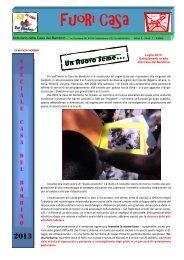 news letter 2013 - Comboniani Castel Volturno