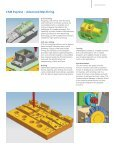 Brochure - CAM Express - Advanced Machining - Geometric Solutions - Page 2