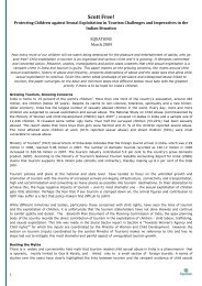 Scott Free-Protecting Children against Sexual Exploitation in ...
