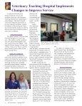 Spring 2007 La Vet web.indd - School of Veterinary Medicine ... - Page 6