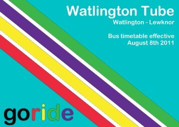 Watlington Tube