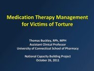 PowerPoint Medication Therapy Management ... - HealTorture.org